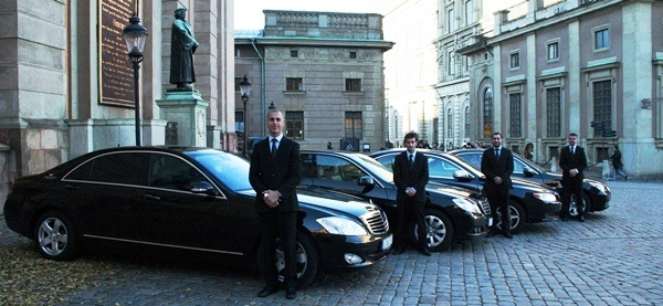Executive car services